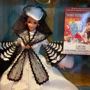 Barbie as Scarlett O'Hara